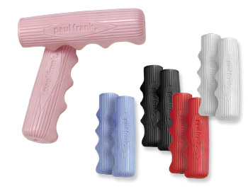 Paul Frank bicycle grips